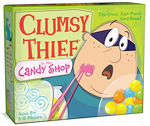 Melon Rind Clumsy Thief in The Candy Shop - Adding to 20 Math Game for Kids (Ages 8 and up)