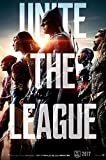 "Posters USA - DC The Justice League Movie Poster GLOSSY FINISH - FIL084 (24"" x 36"" (61cm x 91.5cm))"