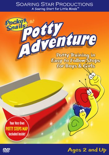 Pocket Snails: Potty Adventure