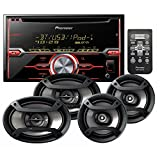 Pioneer FXT-X7269BT Package Includes...