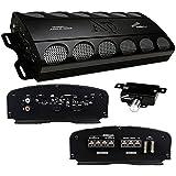 Audiopipe APCLE3002 Amplifier Audiopipe 1500 Watt 2 Channel