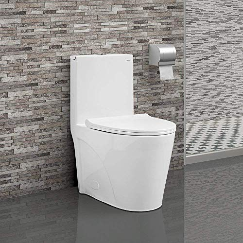 Swiss Madison St. Tropez One Piece Toilet