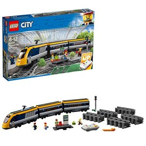 LEGO City Passenger Train 60197 Building Kit (677 Pieces), Standard 51HgttS3XWL