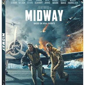 Midway [Blu-ray] 51Hj1nPu IL