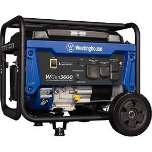 Westinghouse WGen6000 Electric Start Portable Generator