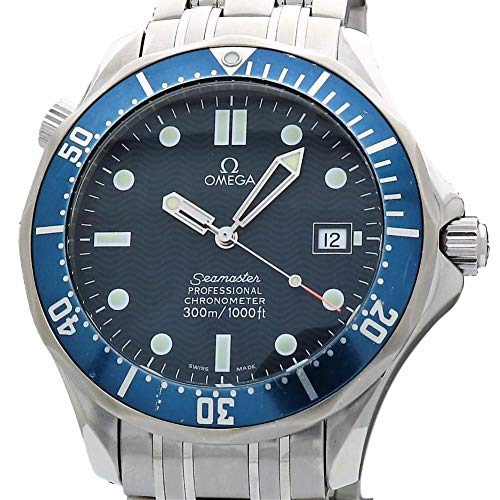 Omega Seamaster Swiss-Automatic Male Watch 2531.80.00 (Certified Pre-Owned)