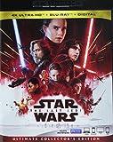 STAR WARS: THE LAST JEDI [Blu-ray]