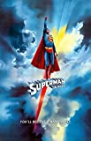 Superman: The Movie Movie POSTER Swiss 27x40