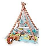Skip Hop Baby Tapis et tapis de camping pour bébés et enfants en bas âge, Multi