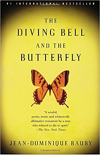 Image result for The Diving Bell and the Butterfly - Jean Dominique Bauby