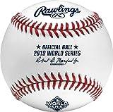 Rawlings Official 2019 World Series Leather MLB Baseball - WSBB19