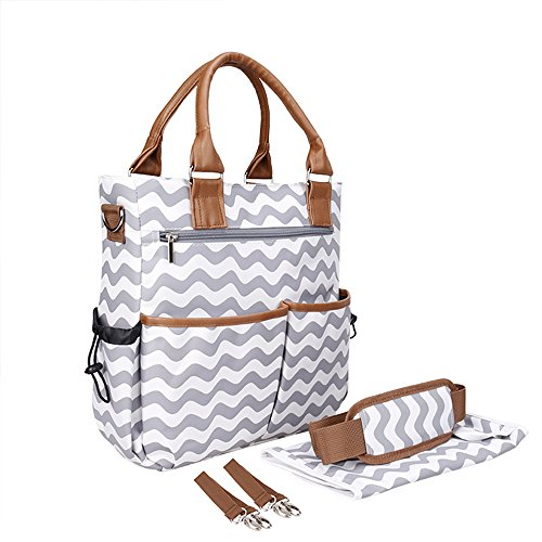 Multifunctional Large Capacity Diaper Bag, Mother And Baby Bag, Outer Travel Handbag