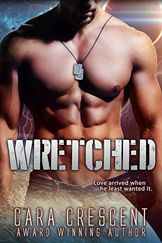 Wretched (A Last Hero Novel Book 2) by [Crescent, Cara]