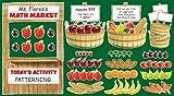 Scholastic Teacher's Friend Farmer's Market Math Bulletin Board, Multiple Colors (TF8422)