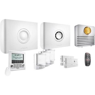 sécuriser domicile alarme camera