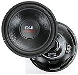 New Pyle PLPW15D 15' 2000 Watt 4-Ohm DVC Power Car Audio Subwoofer Sub Woofer
