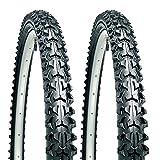 CST Eiger 26' x 1.95 Mountain Bike Tyres (Pair)