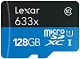 Lexar High-Performance 633x 128GB microSDXC UHS-I Card