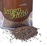 CrazyOutlet Pack - Scharffen Berger Cocoa Nibs, Roasted Shelled Cocoa Beans, Natural Bulk Pack, 1 lb