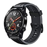 "HUAWEI Watch GT Sport - GPS Smartwatch with 1.39"" AMOLED Touchscreen, 2-Week Battery Life, 24/7 Continuous Heart Rate Monitor, Indoor and Outdoor Sports, 5ATM Waterproof (US Warranty)"