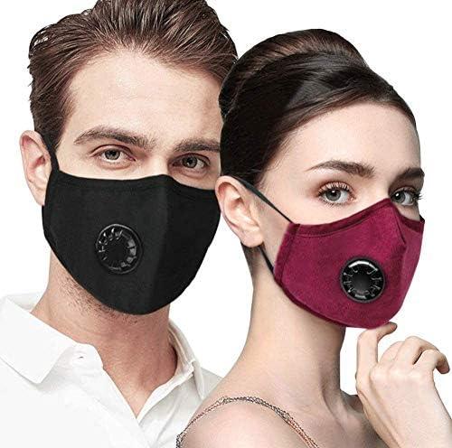 La Volupte 20Pcs PM2.5 Activated Carbon Filter Respiratory for Masks