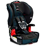 Britax Frontier ClickTight Harness-2-Booster Car Seat - 2 Layer Impact Protection - 25 to 120 Pounds, Cool Flow Ventilating Fabric, Teal
