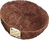 Panacea 507470 88593 Round Coco Fiber Replacement Liner, 16-Inch, 16 inch