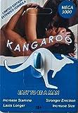 KangaroosOrgasm 3000 Mega Intensifier Potency Men Erection 10 Pills