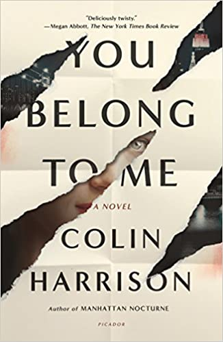 Image result for You Belong to Me by Colin Harrison