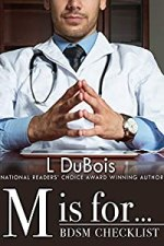 M is for…: A standalone medical-themed romance (Checklist Book 13)