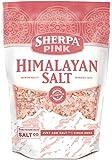 Sherpa Pink Gourmet Himalayan Salt - 5 lb. Bag Coarse Grain - For Grinders and Salt Mills