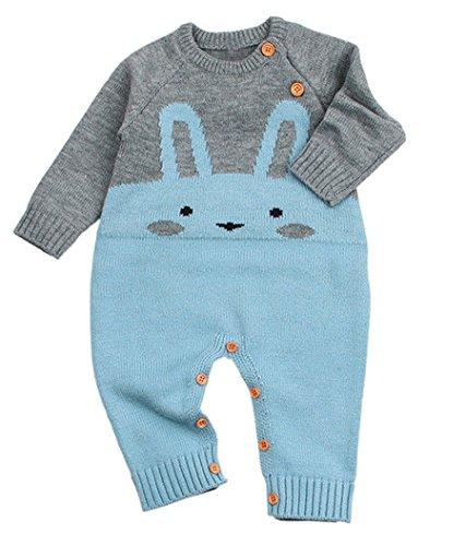 Newborn Baby Bunny Jumpsuit