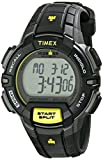 Timex Women's T5K809 Ironman Rugged 30 Mid-Size Black/Lime Resin Strap Watch