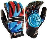 Sector 9 BHNC Adult Slide Skateboard Gloves - Blue
