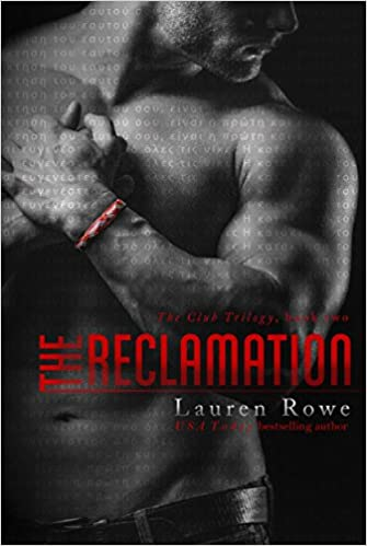 The Reclamation, #2 Book Cover