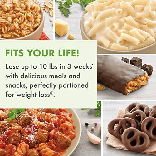 Nutrisystem® Kickstart Green Protein-Powered Kit - 5-Day Weight Loss Kit with Delicious Meals & Snacks 5