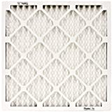 NaturalAire Standard Air Filter, MERV 8, 17 x 21, 1-inch (Pack of 12)