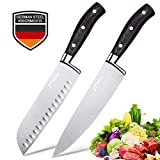 2-Piece Ultra Sharp Chef Knives, 8...