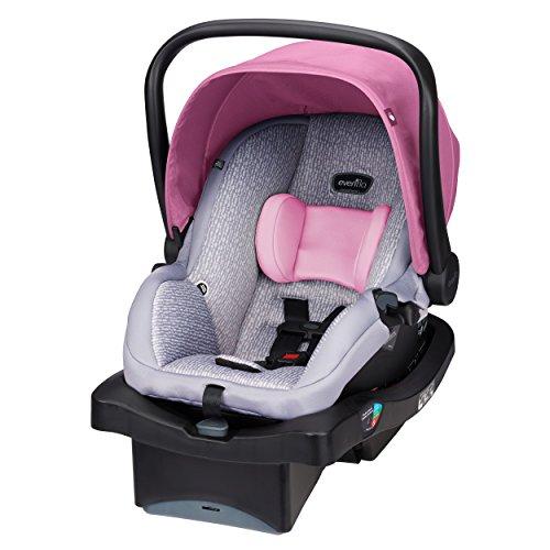 Evenflo LiteMax 35 Infant Car Seat, Azalea