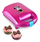 Disney DMG-7 Minnie Mouse Cupcake Maker, Mini, Pink