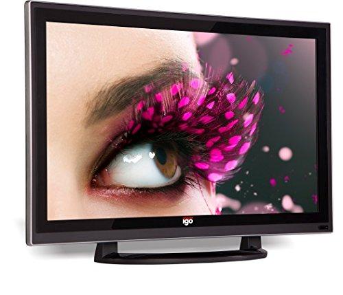 iGo 61 cm (24 Inches) HD Ready LED TV LEI24HW (Black) 162