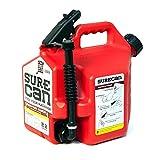 SureCan Fuel Gas Can, 2.2...