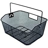 M-Wave Wide Wire Bicycle Basket
