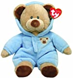 Ty Pluffies Pj Bear 9' Blue