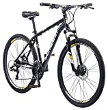Schwinn Men's GTX Elite Dual Sport Frame 700C Wheel Bicycle, Black, 18'/One Size