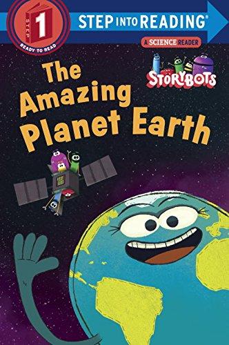 [Omk9n.E.b.o.o.k] The Amazing Planet Earth (StoryBots) (Step into Reading) by JibJab Bros Studios RAR