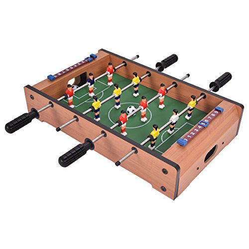 Giantex 20' Foosball Soccer Competition Table Top Set Game Room Sport