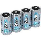 Ansmann 5035352Max E C 4500 mAh - Blíster de batería Recargable de Baja Descarga (2 Unidades), 4 Paquetes