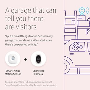 Samsung-SmartThings-GP-U999SJVLBAA-Magnetic-Motion-Sensor-White