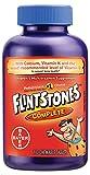 Flintstones Complete Chewables Children's Multivitamins, Kids Vitamin Supplement with Vitamins C, D, E, B6, and B12, 180 Count